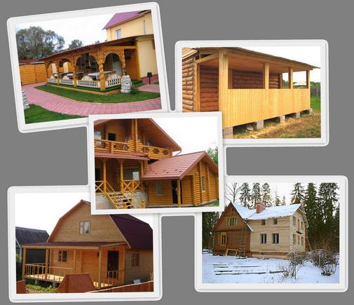 как пристроить котельную к деревянному дому